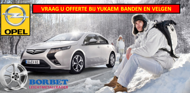 OPEL WINTER-SET