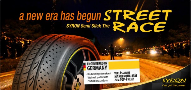 Semi Slick – Street Race