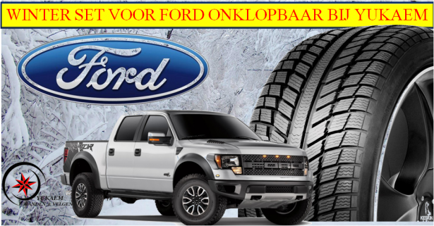 FORD WINTER SET